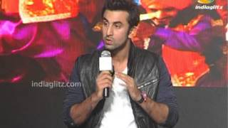 Besharm - Ranbir Kapoor At 'Besharam' Song Launch | Bollywood Movie | Abhinav Kashyap, Pallavi Sharda, Rishi
