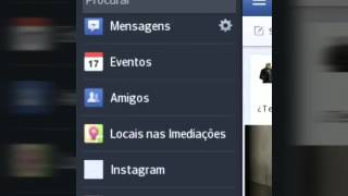 Como Salvar a URL da página Do facebook\no Android