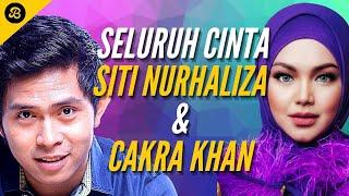 Download lagu Seluruh Cinta - Dato' Siti Nurhaliza & Cakra Khan gratis