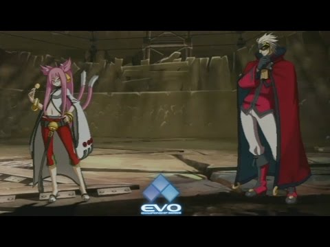 Blazblue Quarter Finals - Matoi Vs. 2gb Combo - Evo 2014 video