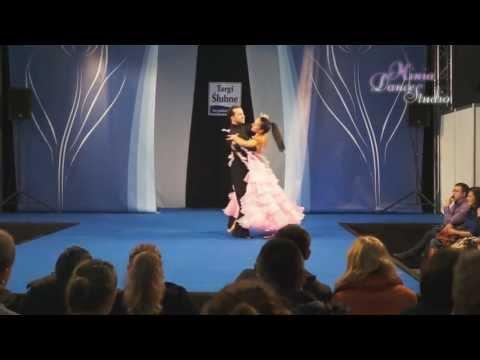 Wyjątkowy Pierwszy Taniec | WALC WIEDEŃSKI - Noce I Dnie | Nauka Tańca Kraków - Www.KiniaDance.pl