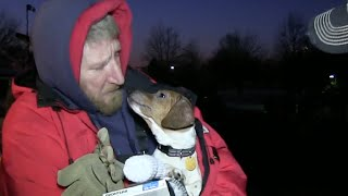 [Prank It Forward Helps Out Homeless Pets] Video