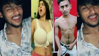 Tera Dil Koi Jab Bhi Dukhayega Sanket Singh Best Actor  !  Sanket Tik Tok Musically Videos 2018