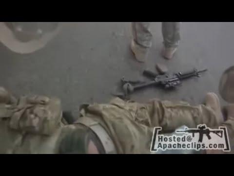 US Army Shot In Ambush