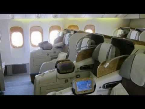 First Class Airline Tickets Save 40% - 80% & Luxury first class flights review