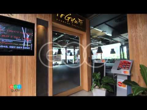 บรรยากาศโดยรวมของ Togyu Premium Yakiniku สาขา Nord Avenue Ekamai