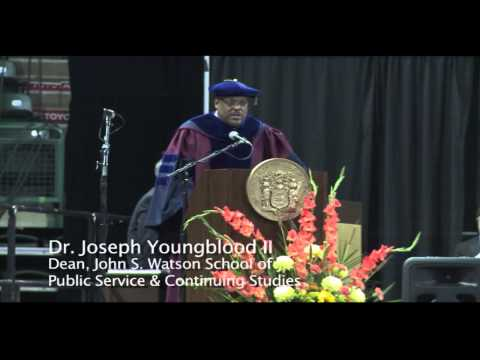42nd Commencement Ceremony: Thomas Edison State College