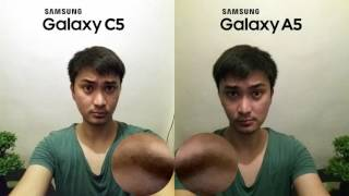 Samsung Galaxy C5 vs Galaxy A5 2016 Review - Which is better?