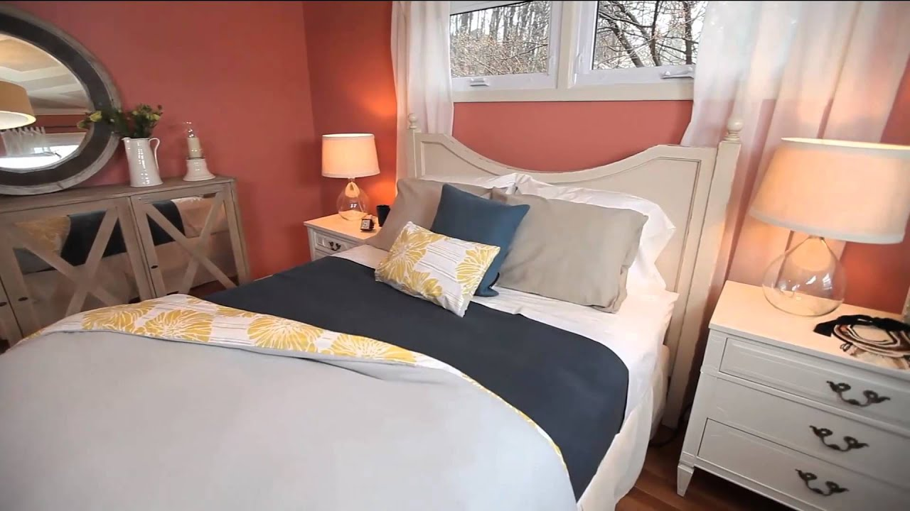 tendances couleur 2013 chambre coucher youtube. Black Bedroom Furniture Sets. Home Design Ideas