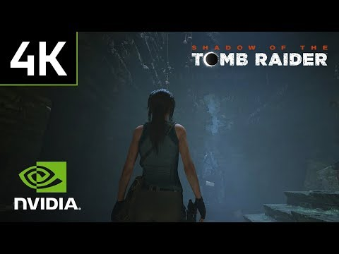 Shadow of the Tomb Raider 4K PC Gameplay – First Look