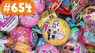 Random Blind Bag Box #654 - Happy Places Rainbow Beach, Party Pop Teenies, Hatchimals, Shopkins