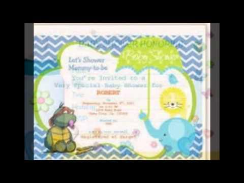 Smilebox Invitations Baby Shower Baby Shower Invitations