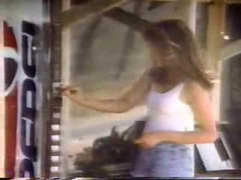 Cindy Crawford - Pepsi Ad