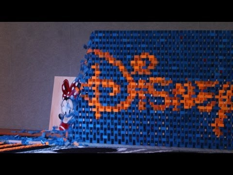 155,555 Dominoes - Comics and Cartoons - CDT 2011 (HD)