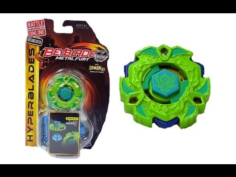(CLOSED)Beyblade Metal Fury Hyperblades BB-114-FX Variaries D D Unboxing + Giveaway