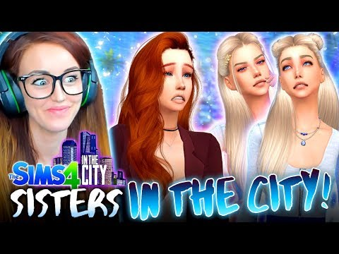 👭 THE TWINS MOVE IN...?👭 (The Sims 4 IN THE CITY #48!💒)