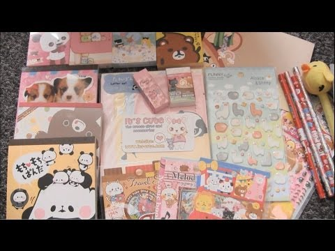 AMAZING kawaii package from It's-Cute/1standout1