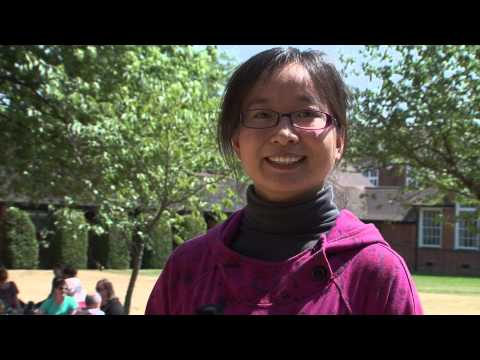 Institute of Education - Chinese student experiences