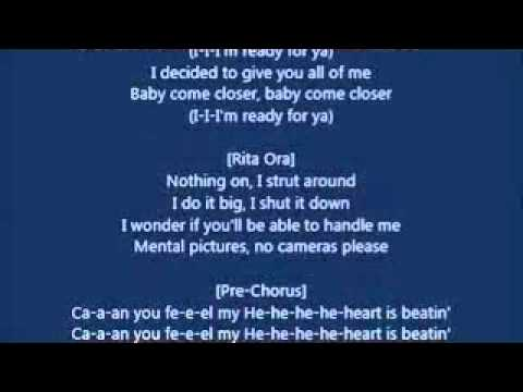 Rita Ora - R.I.P.(feat. Tinie Tempah) (LYRICS)
