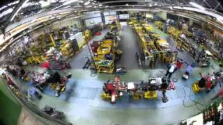 Showreel AGCO / Massey Ferguson manufacturing plant in Beauvais, France 2008/2009 MechaTrac.wmv