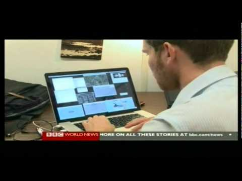 Arab Uprising - Revolution Uploaded ( Uplo@ded ) - BBC News Report