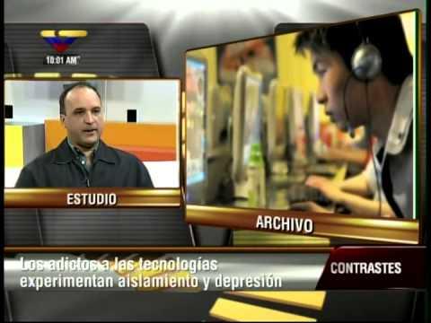 Feijoo Jiménez, activista del Software Libre, en Contrastes este 9 de enero de 2013