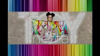 Netta Toy 1hour  (mini remix NikkoS)