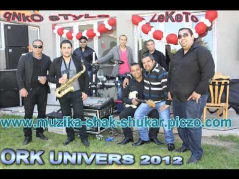 Ork.Univers Krasi Leona Tallava  Live 2012  Dj LeKeTo