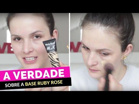 A VERDADE QUE NINGUÉM FALA SOBRE A BASE BARATINHA DA RUBY ROSE! por Julia Doorman