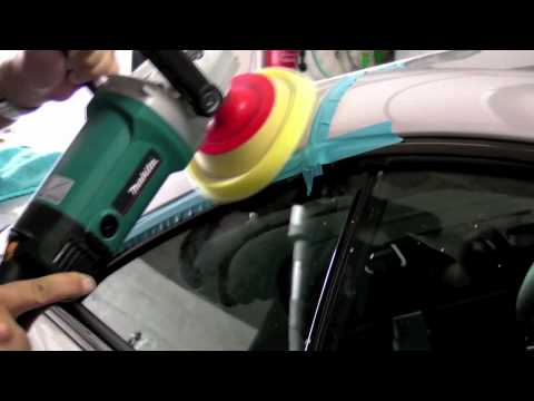 MERCEDES SL 500 DETAILING METZ AUTO DETAILING