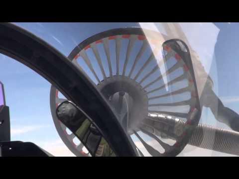 VIDEO : Déclenchez le feu nucléaire à bord d'un Rafale B de l'Armée de l'Air