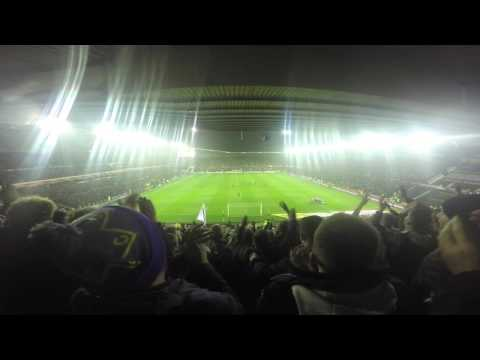 THE SOUTH STAND | Andreas Weimann Winner Vs Queens Park Rangers