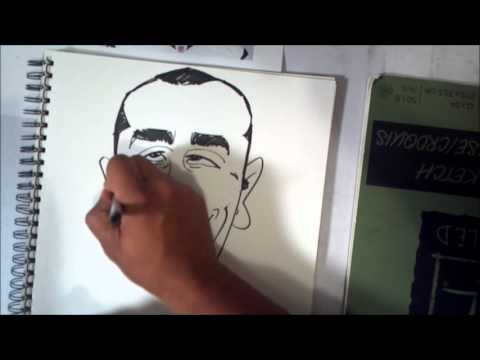 How To Draw A Quick Caricature