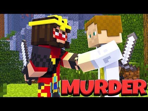 🔪 Učím ALKANA Minecraft #3 [MURDER]