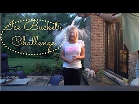 Ice Bucket wet T-shirt Challenge video