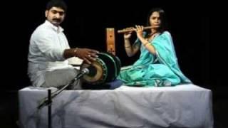 Ashwini's Carnatic Flute - Rajani Mala