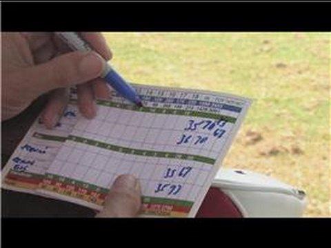 how to get your golf handicap