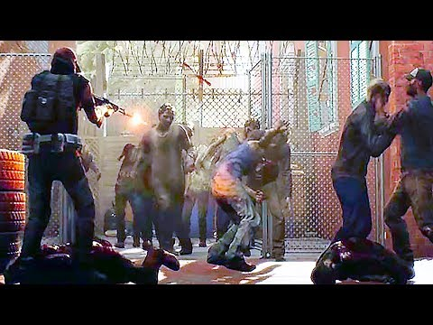 WORLD WAR Z GAME Gameplay Demo (E3 2018)