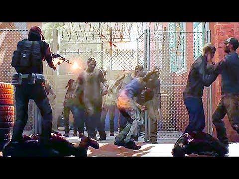 WORLD WAR Z - E3 2018 Gameplay Demo (Zombie Game)