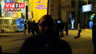 """إخلاء """"سيتى ستارز"""" من المواطنين بعد الإعلان عن وجود قنابل بالمول"""