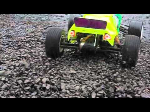 RC Trucks Xtreme Slow Motion - Slash and XXX T
