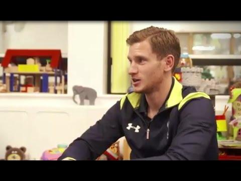 Jan Vertonghen Interview -Hospital  Interview