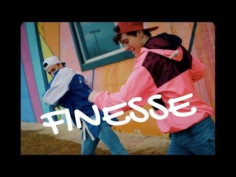 FINESSE (Remix) - Bruno Mars ft. Cardi B (90s DANCE VIDEO) Choreo by Jamie Bennett