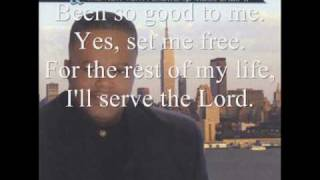 For the Rest of My Life by Rev. Timothy Wright and the New York Fellowship Mass Choir