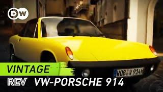 vintage! The VW-Porsche 914   drive it!