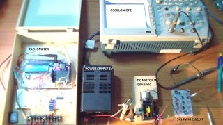 A COMPARISON OF 3 SIMPLE METHODS FOR SPEED CONTROL OF A DC MOTOR BY PWM.  PART C.  BASED ON 741s