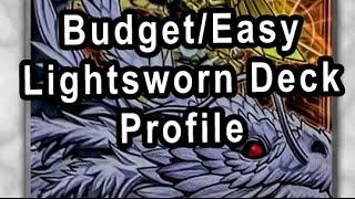 Budget/Easy Lightsworn Deck Profile  (Only using 3x Structure decks)