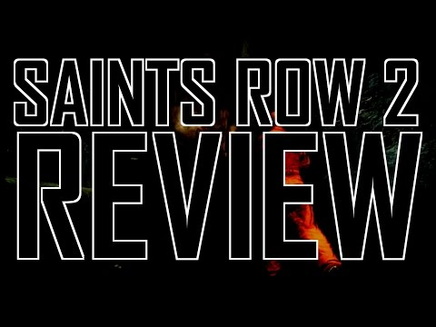 Saints Row 2 review Video