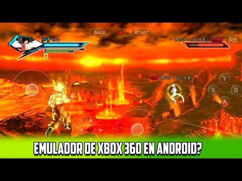 EMULADOR DE XBOX 360 EN ANDROID ? - DESCARGA - CLOUD GAMING - DRAGON BALL XENOVERSE