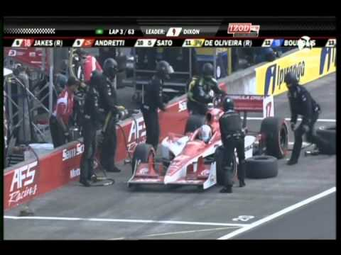 IndyCar Series 2011 - Twin Ring Motegi - Part 1 of 2